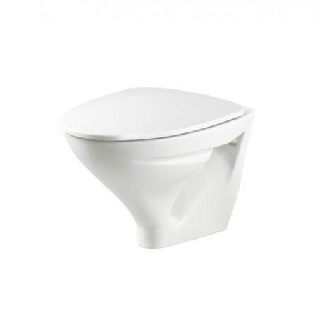 Veggmontert toalettskål