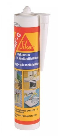104557 Sikasil 70 ml tube Hvit