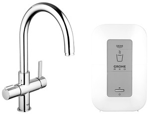 Grohe Red Duo oppvaskbatteri